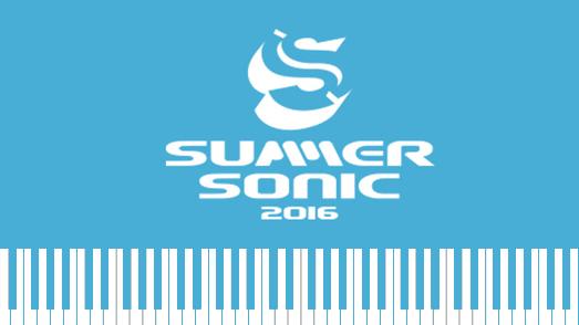SUMMER SONIC 2016
